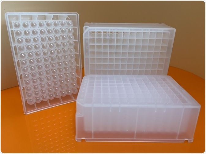 2.2 mL Square Well 'U' Bottom Plate: Specifications and Applications