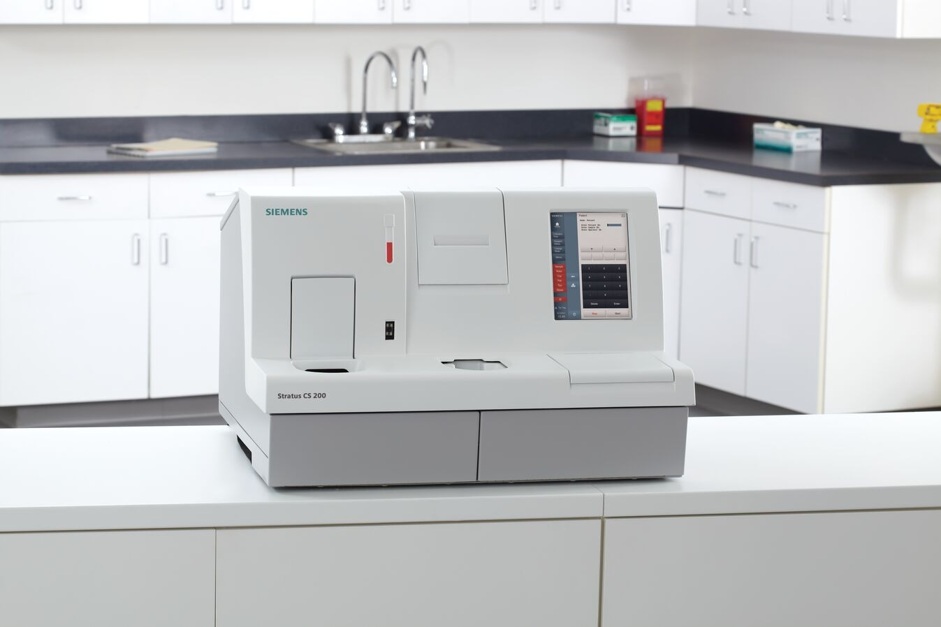 Stratus® CS 200 Acute Care™ Troponin Analyzer