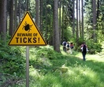 Study observes increase in Lyme disease-causing ticks across California's woodlands and beaches