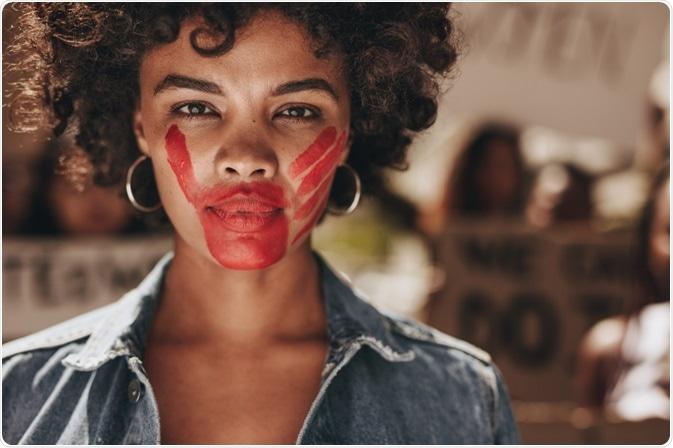 针对妇女的暴力行为