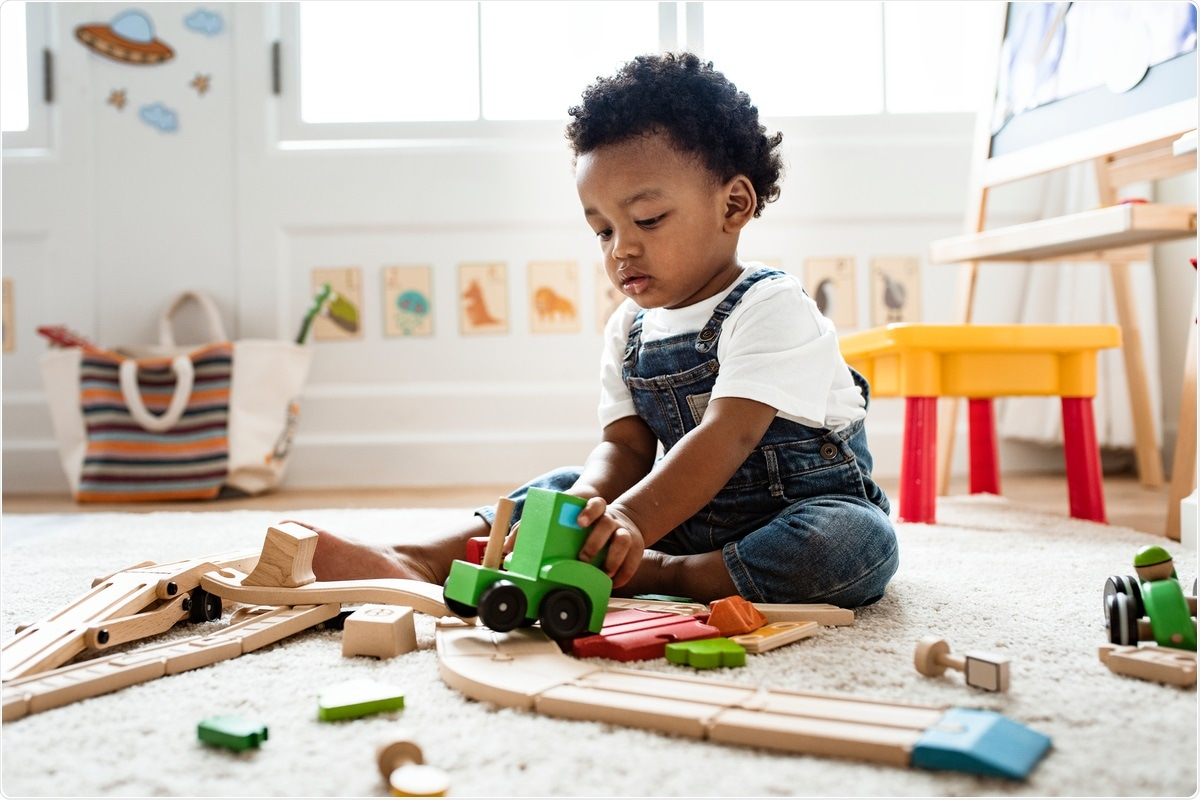 Estudo: Métodos computacionais para medir testes padrões do olhar nas crianças com desordem do espectro do autismo. Crédito de imagem: Rawpixel.com/Shutterstock
