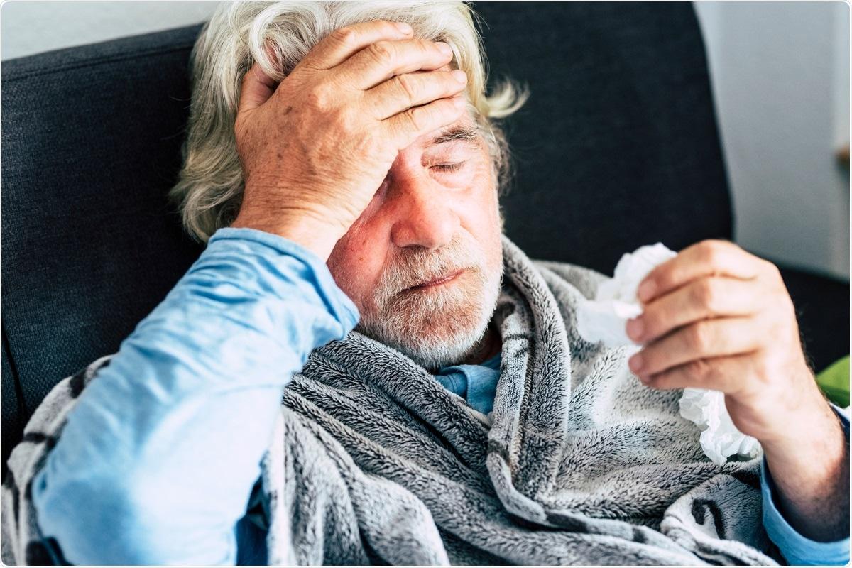 Estudio: Síndrome post-covid en individuos ingresados en el hospital con cohorte-19: estudio de cohorte retrospectivo.  Haber de imagen: simona pilolla 2 / Shutterstock