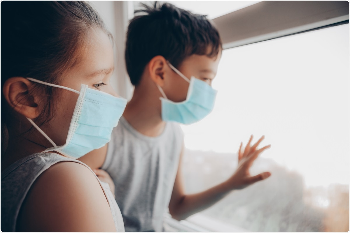 Study: Strong anti-viral responses in pediatric COVID-19 patients in South Brazil. Image Credit: L Julia / Shutterstock