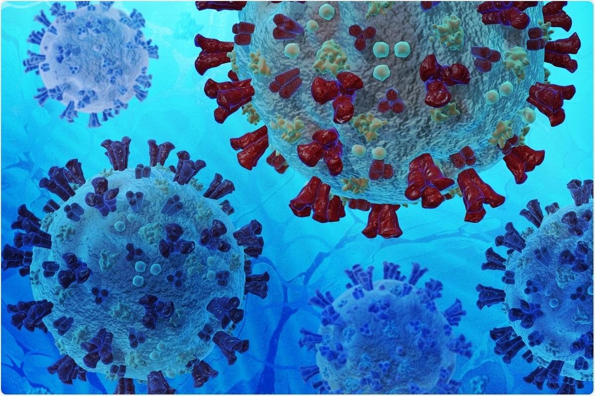 Estudio: Análisis Genomic y de Microsatellite comparativo completo del ‐ SARS del SARS, de MERS, del PALO y del ‐ 19 Coronaviruses de COVID. Haber de imagen: Dana.S/Shutterstock