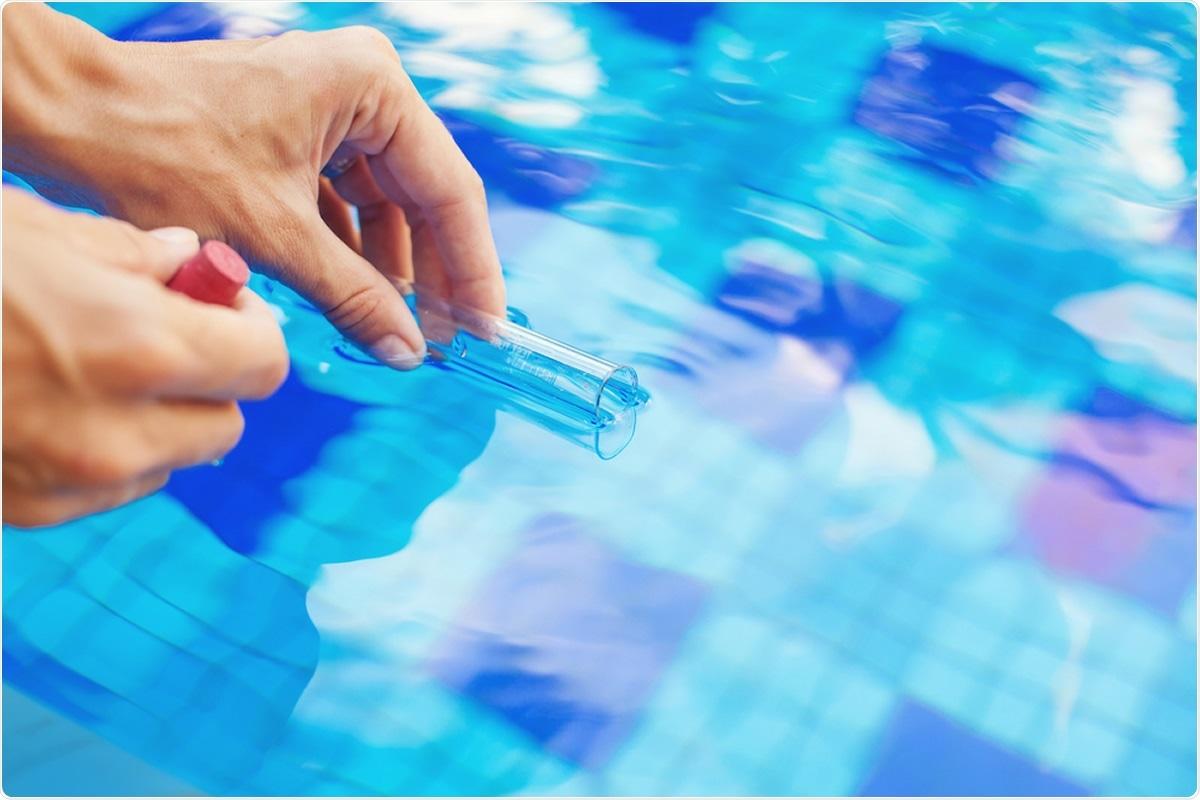 Study: Inactivation of SARS-CoV-2 in chlorinated swimming pool water. Image Credit: Mila Supinskaya Glashchenko / Shutterstock