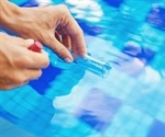 Maintaining swimming pools in line with UK guidelines eliminates SARS-CoV-2 risk