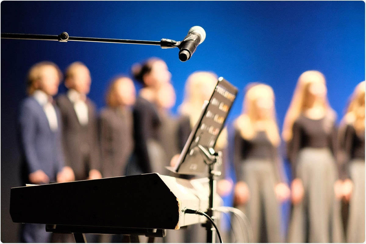 Study: High SARS-CoV-2 attack rates following exposure during singing events in the Netherlands, September-October 2020. Image Credit: Anna Jurkovska / Shutterstock