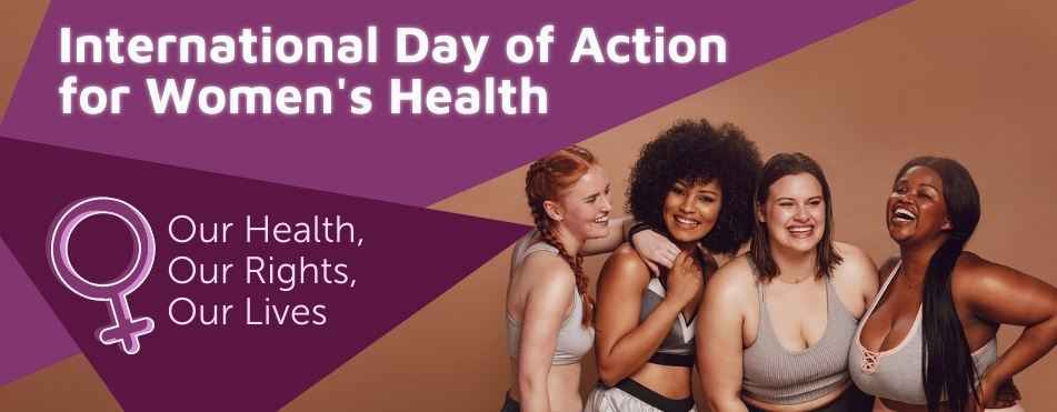 Achieving Equality for Women's Health and Beyond