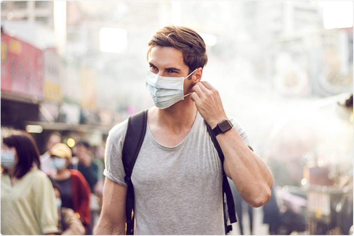 Estudio: Las máscaras faciales limitan efectivamente la probabilidad de transmisión del SARS-CoV-2.  Haber de imagen: Ander5 / Shutterstock