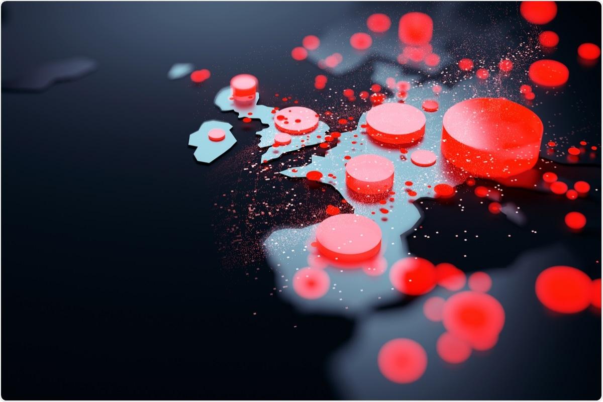 Estudio: Modelado de la subestimación de la infección por COVID-19.  Haber de imagen: solarseven / Shutterstock