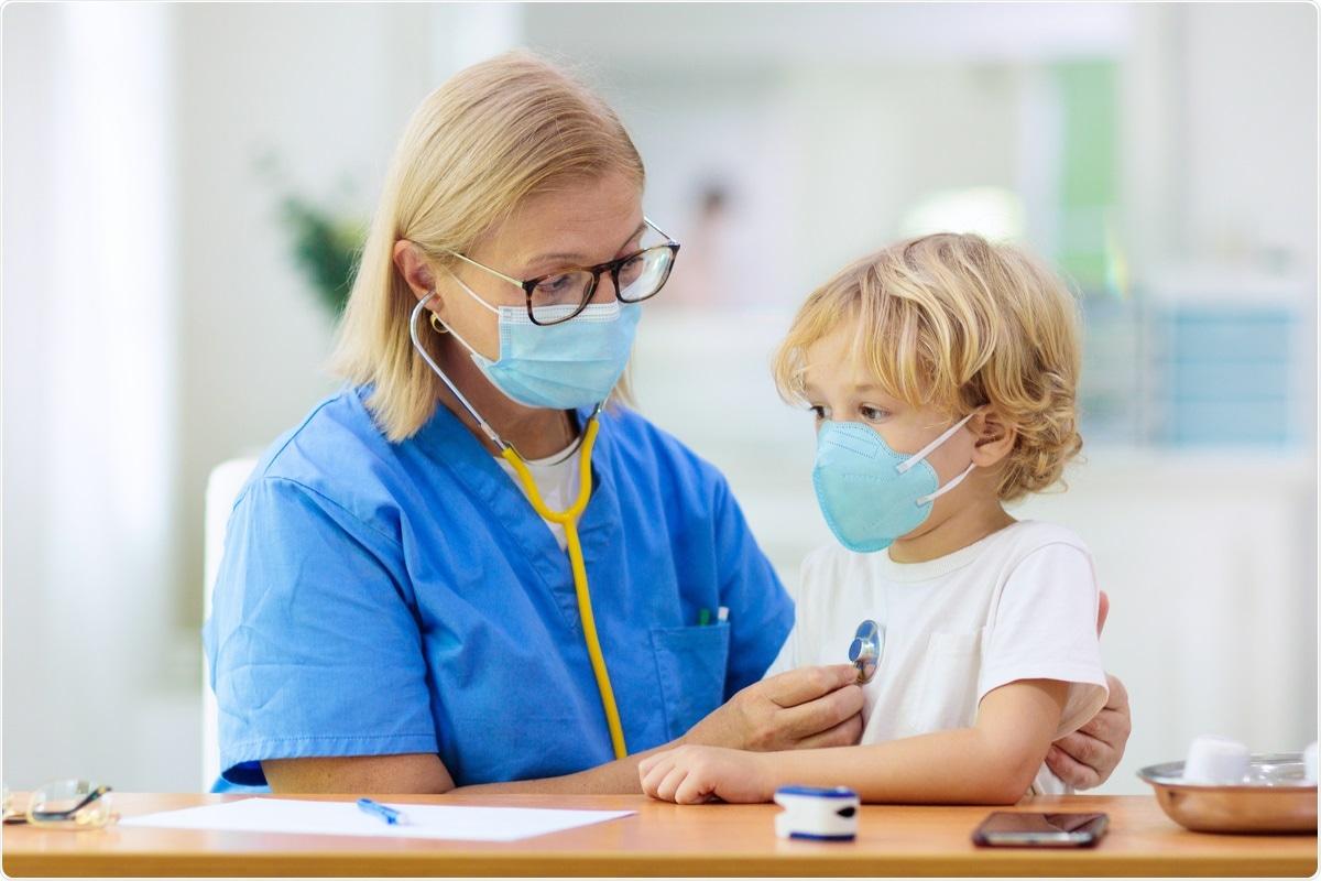 Estudio: estudio de cohorte multicéntrico del síndrome inflamatorio multisistémico en niños (MIS-C).  Haber de imagen: FamVeld / Shutterstock