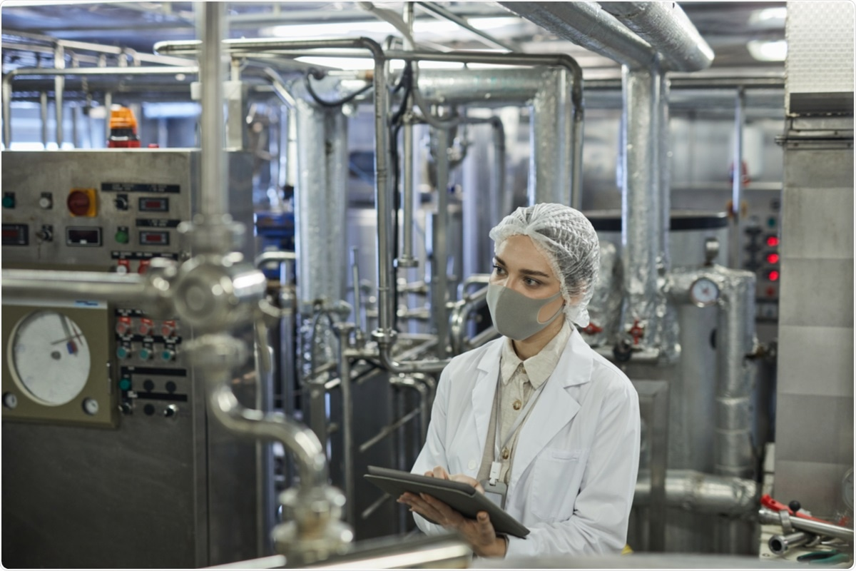 Study: Controlling risk of SARS-CoV-2 infection in essential workers of enclosed food manufacturing facilities. Image Credit: SeventyFour / Shutterstock