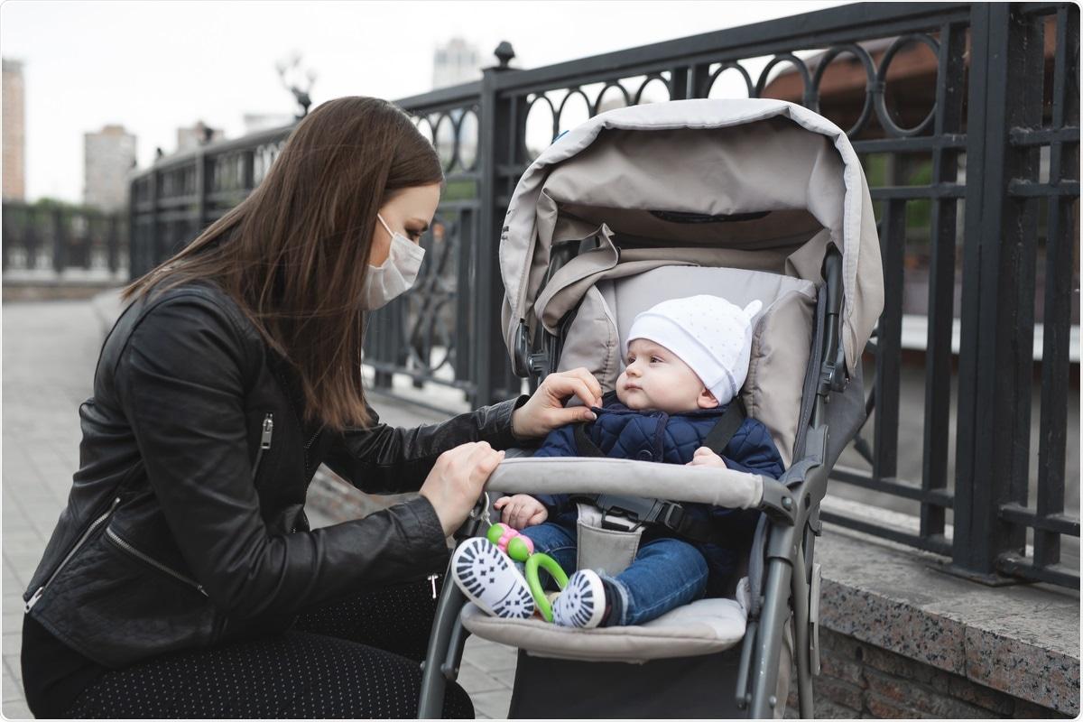 Estudio: Los bebés son más susceptibles al COVID-19 que los niños.  Haber de imagen: Studio Peace / Shutterstock