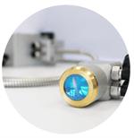Hair removal laser technology: Liquid fiber optic laser diode