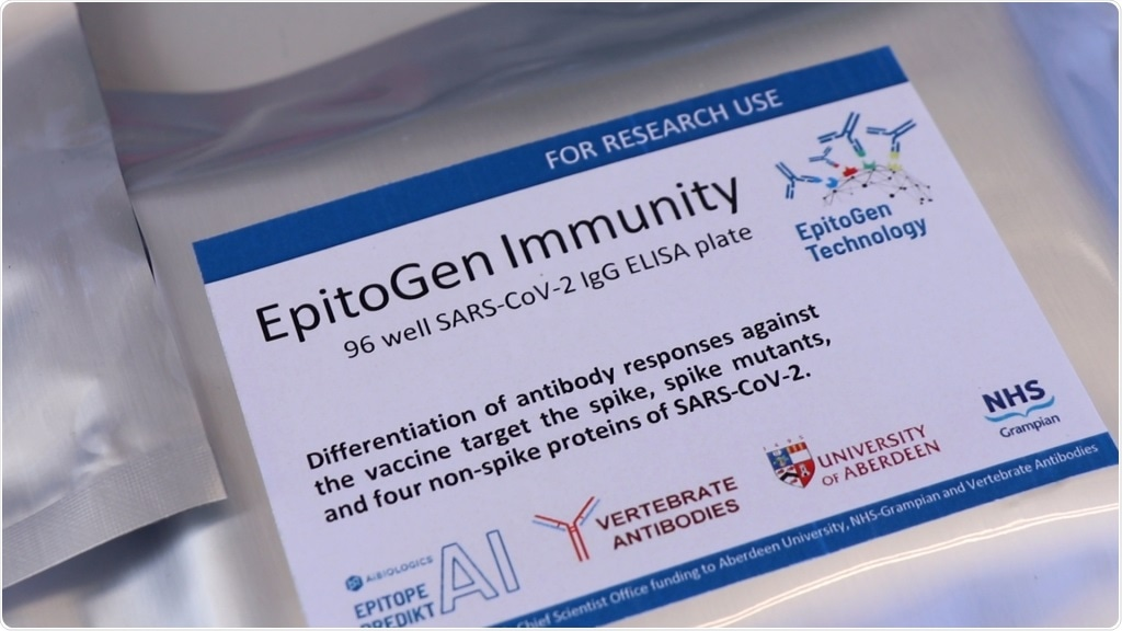Aberdeen researchers develop antibody tests to detect new Covid-19 variants – News-Medical.Net