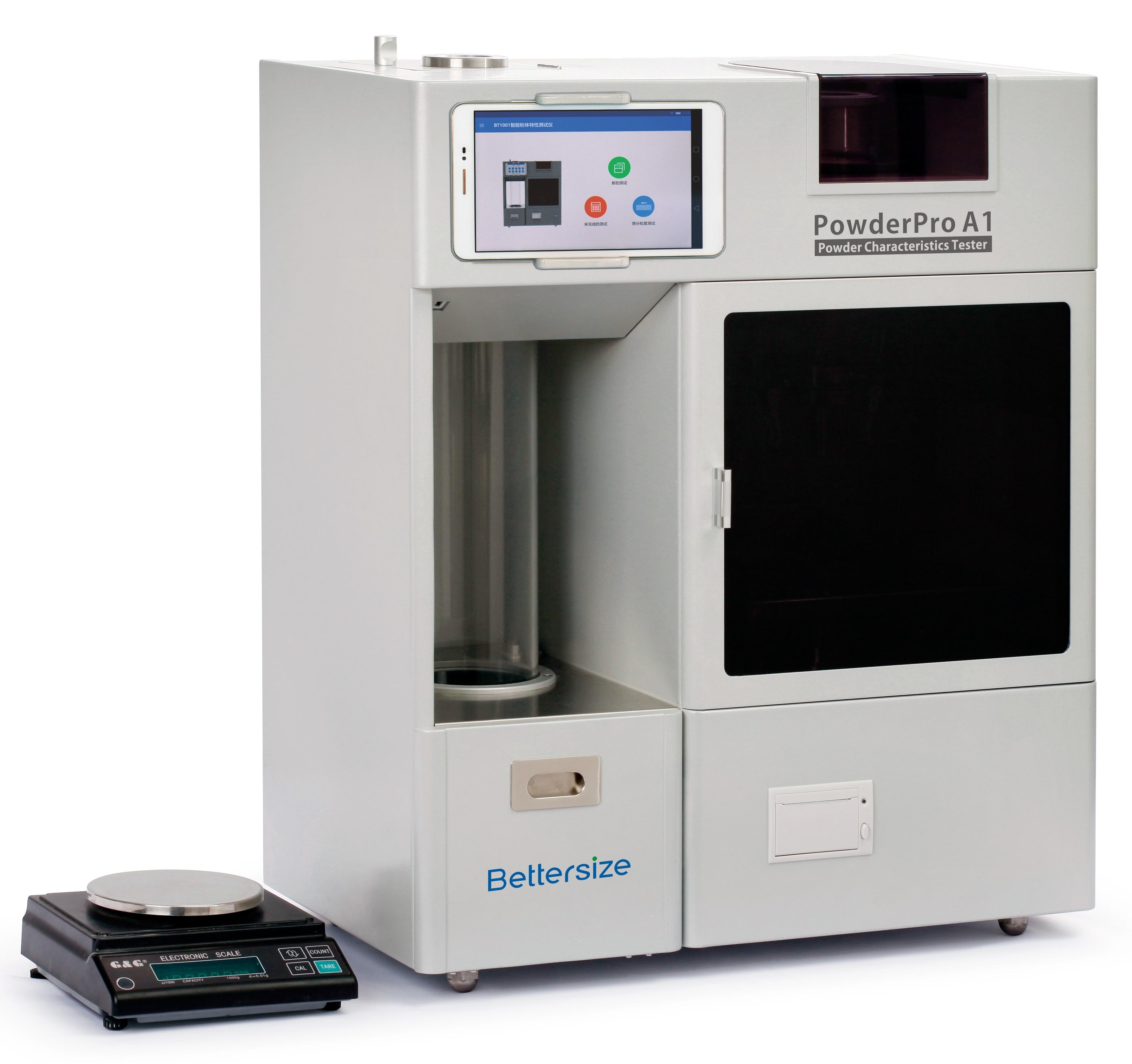 PowderPro A1: Automatic Powder Characteristic Tester