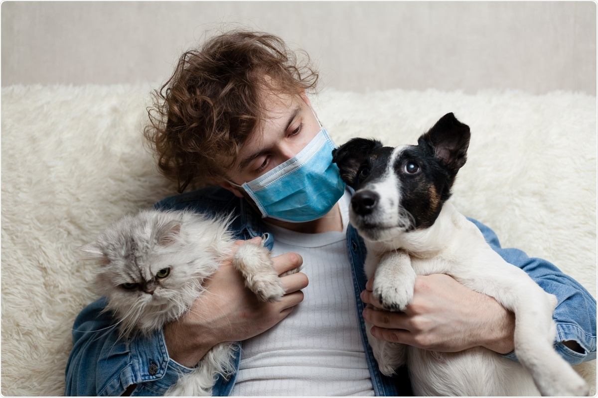 Study: SARS-CoV-2 neutralising antibodies in Dogs and Cats in the United Kingdom. Image Credit: Tik.tak / Shutterstock