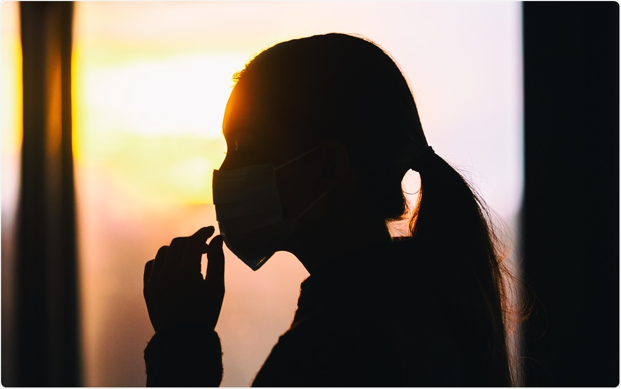 Skin Disorders associated with the COVID-19 Pandemic: A Review. Image Credit: Maridav / Shutterstock