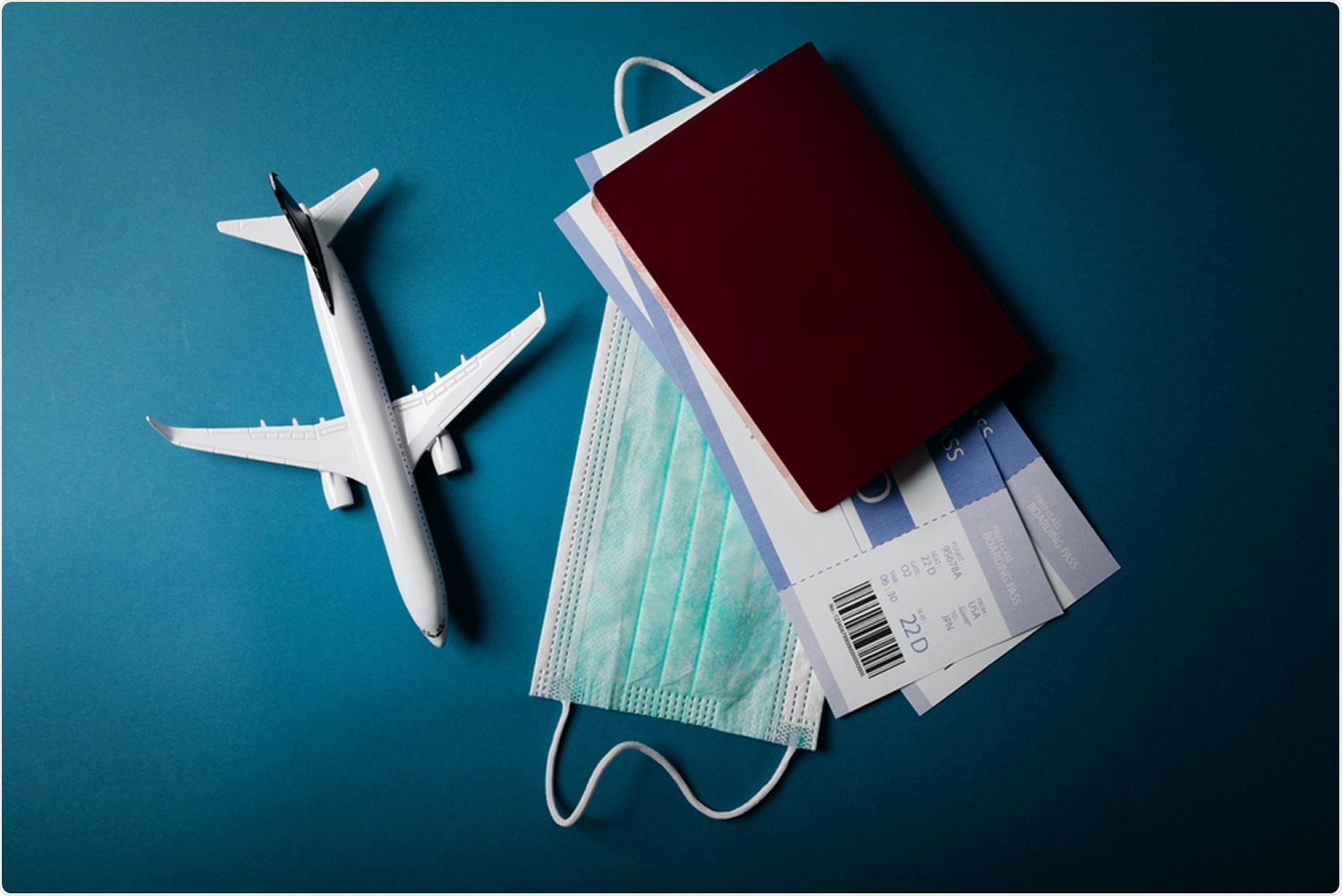 Review: Transmission of SARS-CoV-2 associated with aircraft travel: a systematic review. Image Credit: Onstik / Shutterstock