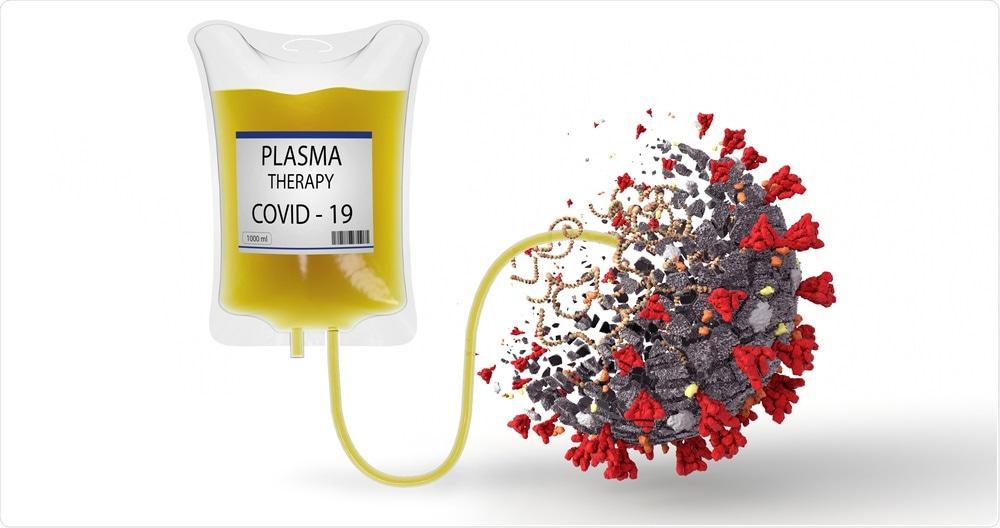 Terapia convalescente del plasma e COVID-19