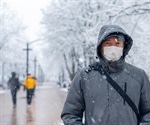 Cold winter temperatures may accelerate spread of SARS-CoV-2