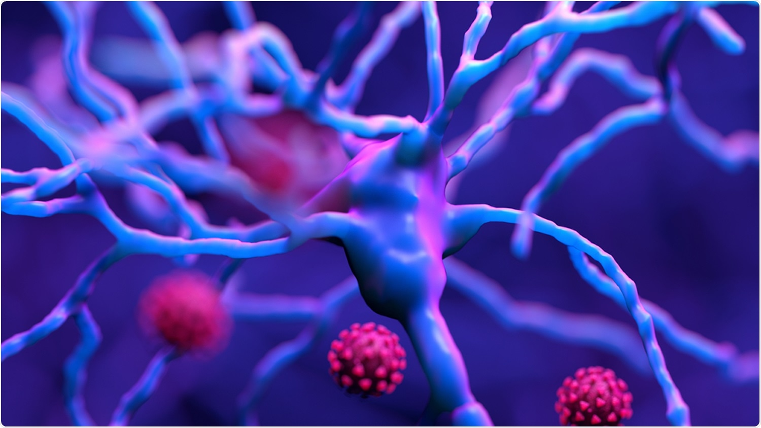 Study: Brain imaging before and after COVID-19 in UK Biobank. Image Credit: Design_Cells / Shutterstock