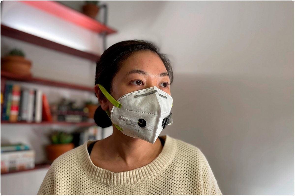 Maschera di protezione COVID-19