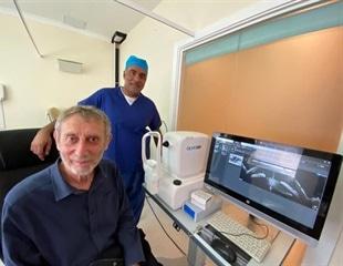 LondonOC develops new, non-invasive technique to apply Xen stent into the eye