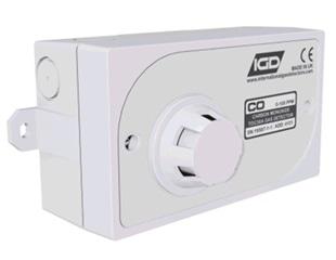 Safe area addressable gas detector: TOC-750