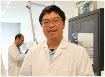 Novel microfluidic device used to manipulate major whey protein