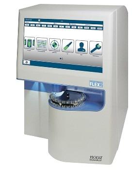 The BioProfile® FLEX2cell culture analyzer