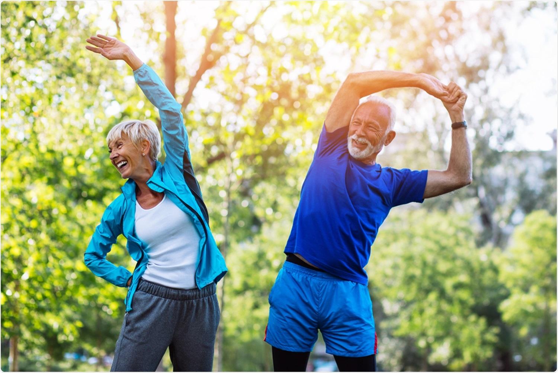 Estudo: Um pulso de disparo inflamatório do envelhecimento (iAge) baseado na aprendizagem profunda segue o multimorbidity, o immunosenescence, a fraqueza e o envelhecimento cardiovascular. Crédito de imagem: hedgehog94/Shutterstock