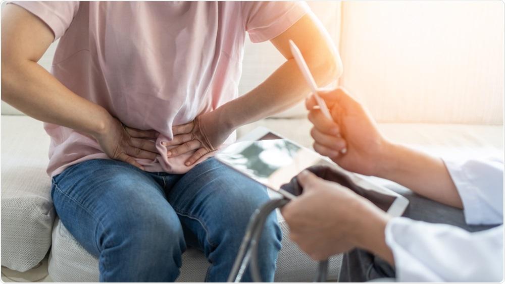 Enfermedad de intestino irritable