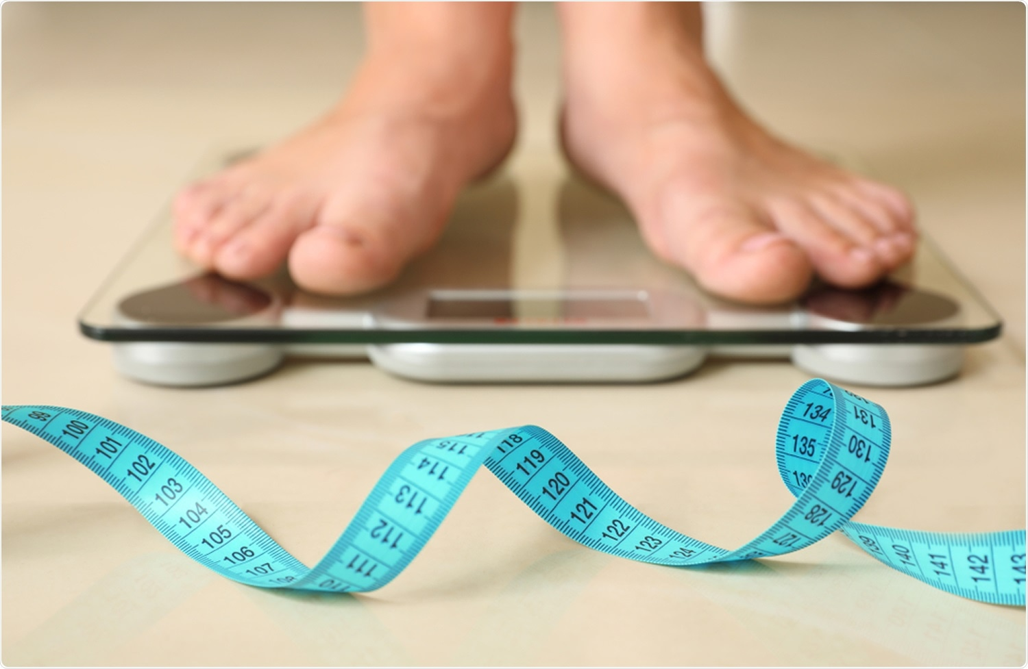 Study: Impact of COVID-19 pandemic on weight and BMI among UK adults: a longitudinal analysis of data from the HEBECO study. Image Credit: New Africa / Shutterstock