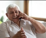 Predictive model using vocal features from phone conversations can identify early signs of Alzheimer's disease