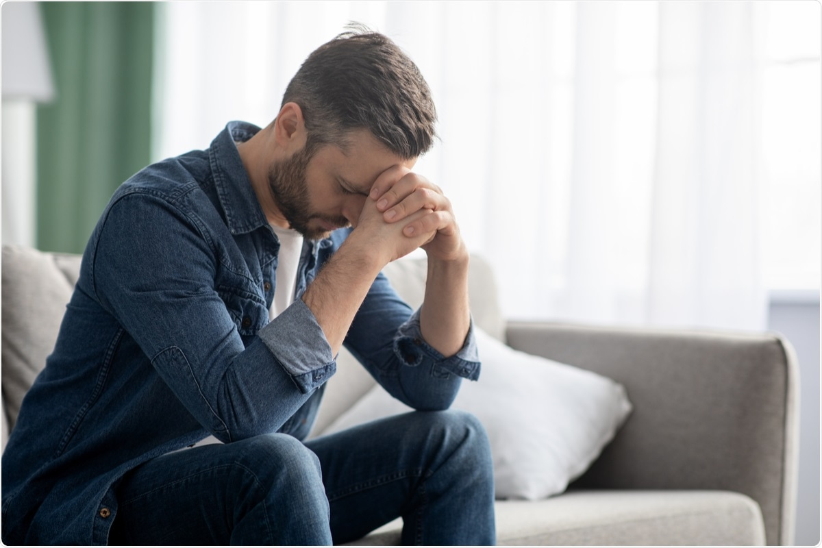 Study: Men and loneliness in the Covid-19 pandemic: insights from an interview study with UK-based men. Image Credit: Prostock-studio / Shutterstock