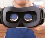 Immersion in virtual reality can be used to alleviate the discomfort of medical procedures