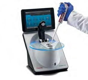 Thermo Scientific NanoDrop One/OneC Microvolume UV-Vis Spectrophotometer.