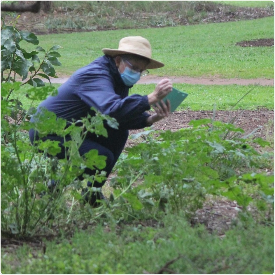 Researchers explore the benefits of older people participating in environmental citizen science projects