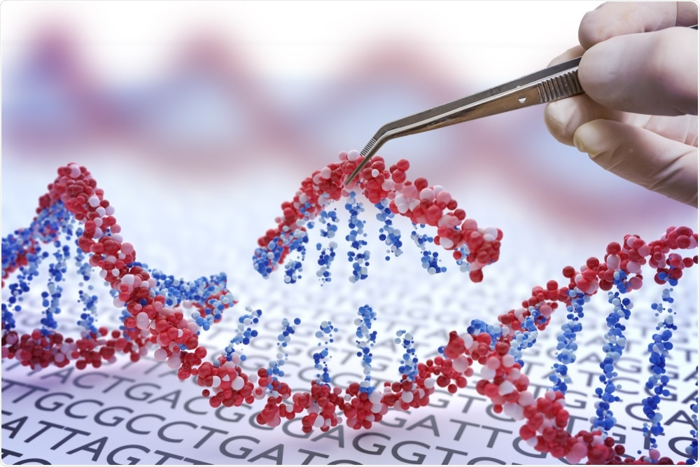 Study: Chemically modified guide RNAs enhance CRISPR-Cas13 knockdown in human cells. Image Credit: Vchal / Shutterstock
