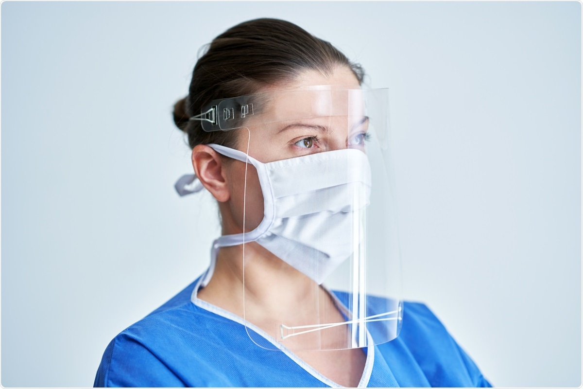 Study: Antimicrobial Face Shield: Next Generation of Facial Protective Equipment against SARS-CoV-2 and Multidrug-Resistant Bacteria. Image Credit: Kamil Macniak/ Shutterstock