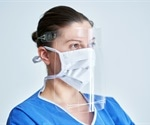 Development of extra protective broad-spectrum antimicrobial face shield