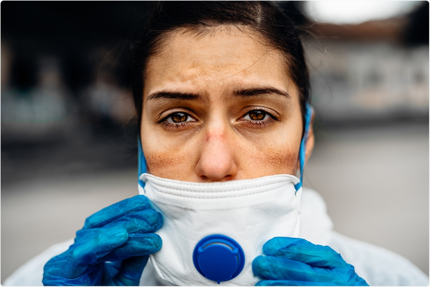 Study: Promoting Resilience in Healthcare Workers during the COVID-19 Pandemic with a Brief Online Intervention. Image Credit: Eldar Nurkovic / Shutterstock