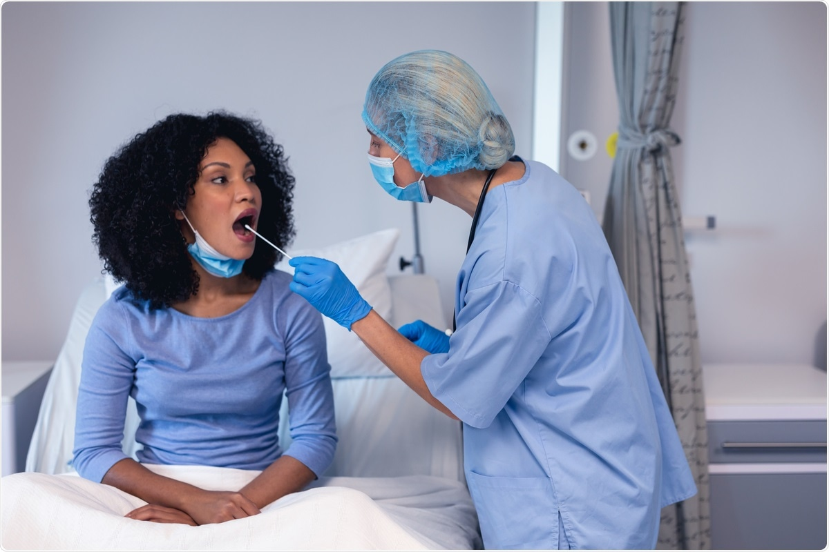 Study: Oral Mucosa Could Be an Infectious Target of SARS-CoV-2. Image Credit: wavebreakmedia/Shutterstock