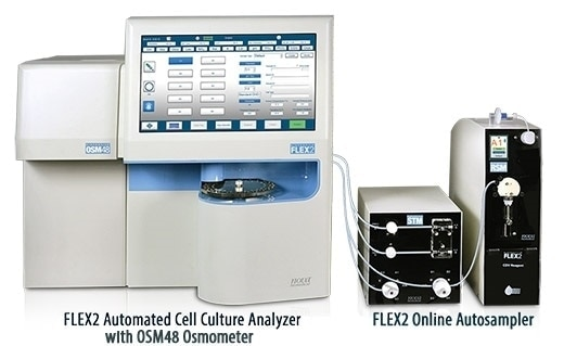 The BioProfile® FLEX2 Cell Culture Analyzer