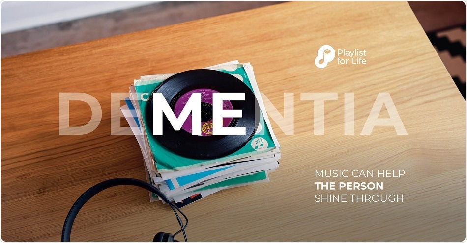Playlist for Life's new campaign highlights how personal playlists can help people with dementia