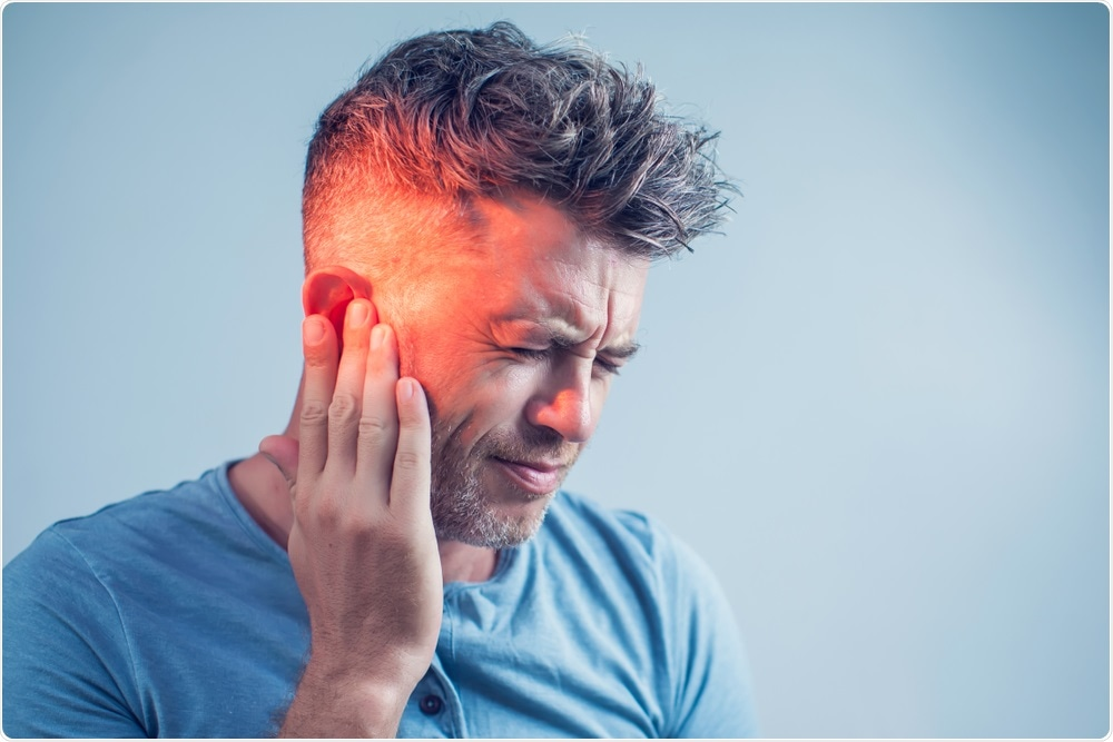 Severe tinnitus following SARS-CoV-2 infection