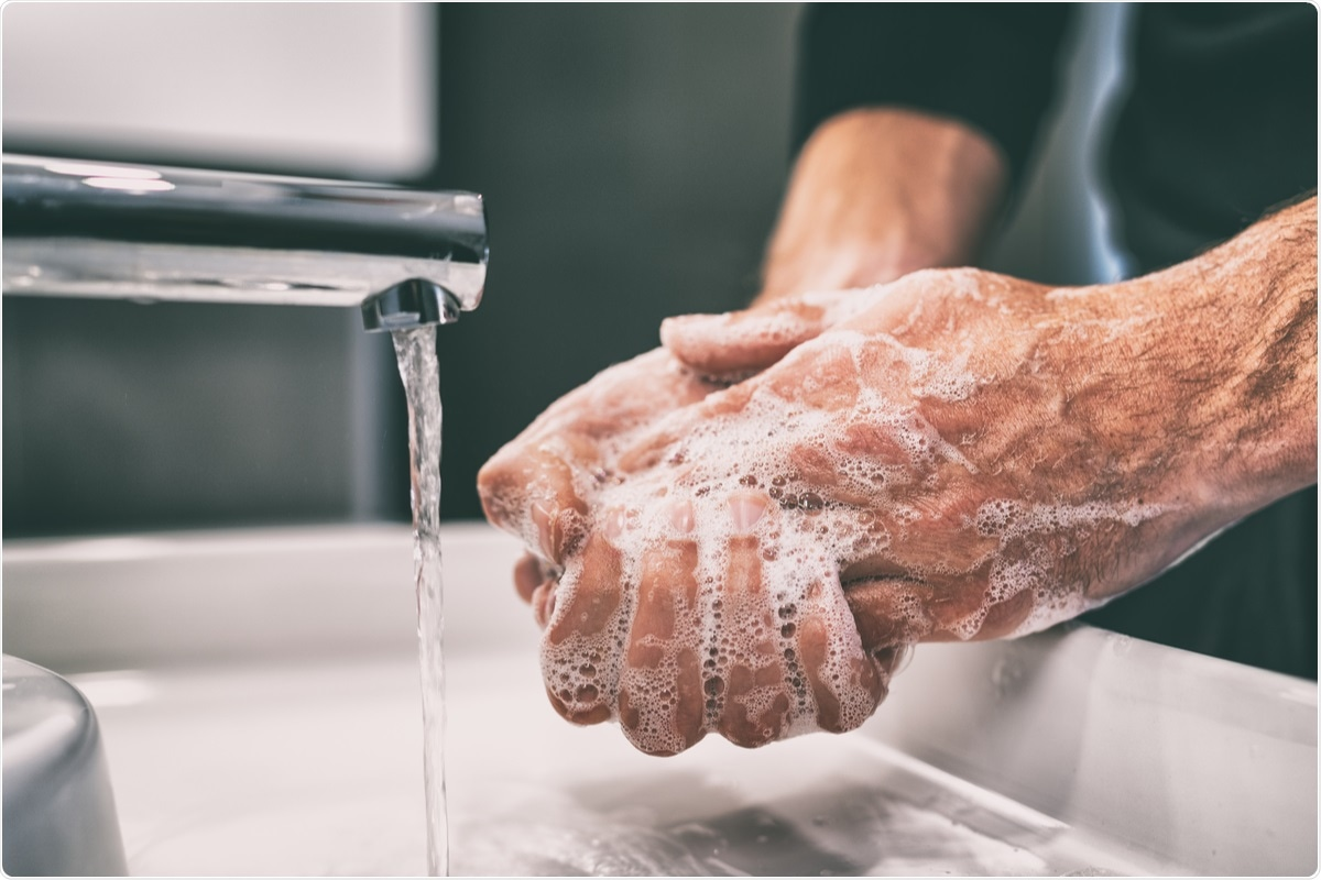 Study: Soap, water, and severe acute respiratory syndrome coronavirus 2 (SARS-CoV-2): an ancient handwashing strategy for preventing dissemination of a novel virus. Image Credit: Maridav / Shutterstock