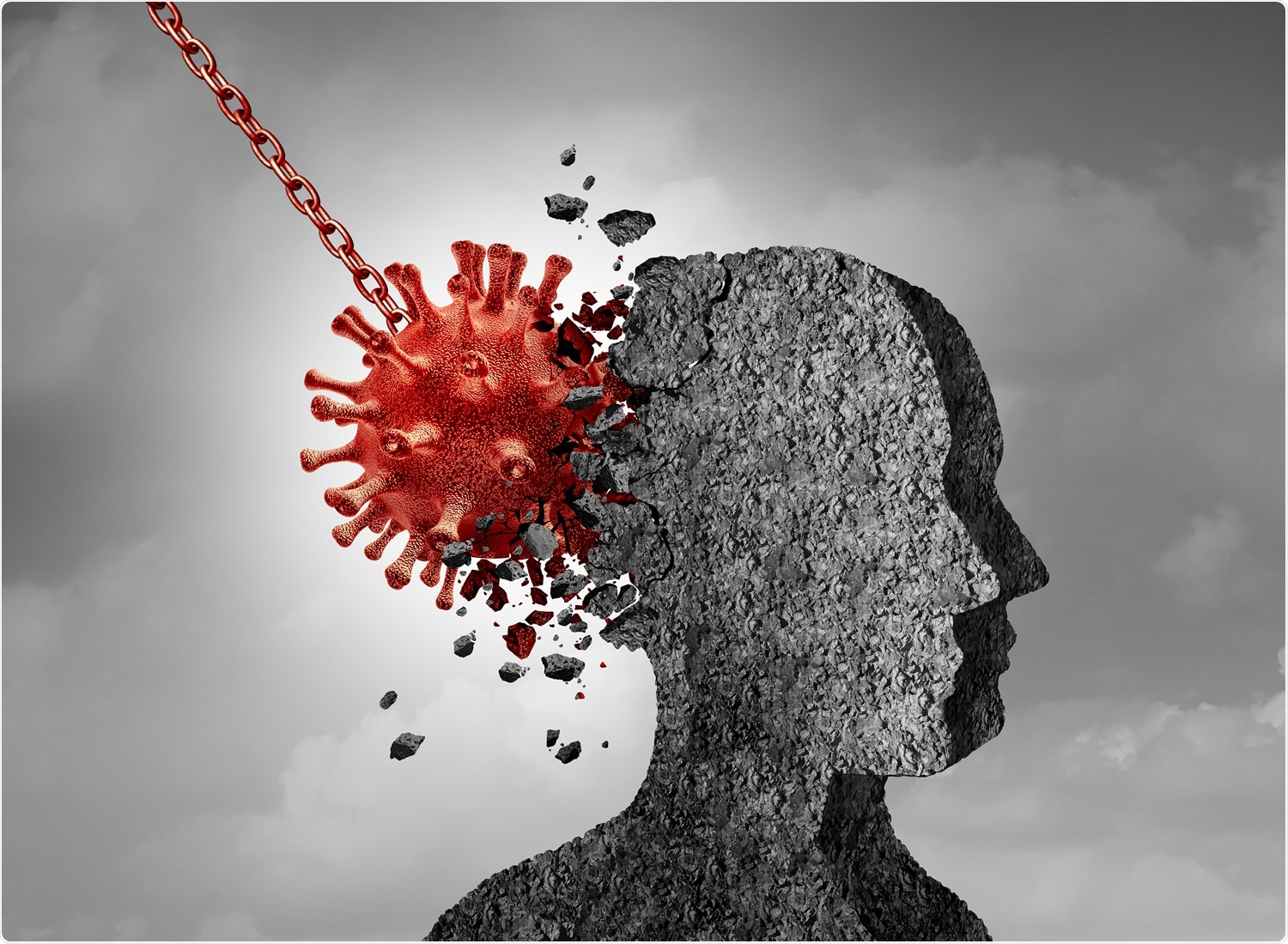 Study: The Pandemic Brain: neuroinflammation in healthy, non-infected individuals during the COVID-19 pandemic. Image Credit: Lightspring / Shutterstock