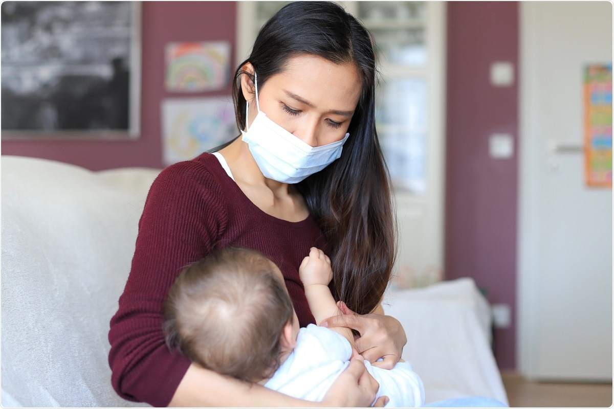 Study: Maternal and Child Outcomes Reported by Breastfeeding Women Following Messenger RNA COVID-19 Vaccination. Image Credit: Onjira Leibe/ Shutterstock